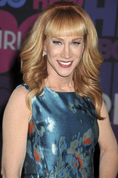 what comment did guilianna make about hair kathy griffin why did she quit fashion police the