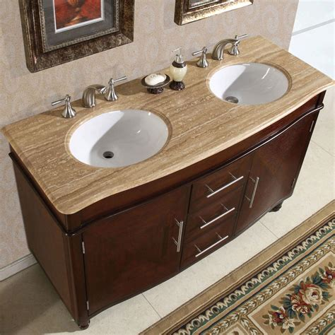 silkroad exclusive silk road 55 quot traditional sink