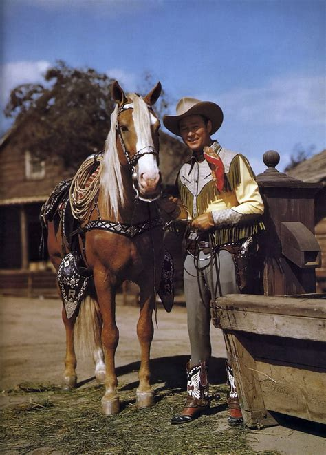 roy rogers images roy rogers and trigger hd wallpaper and background photos 37154000