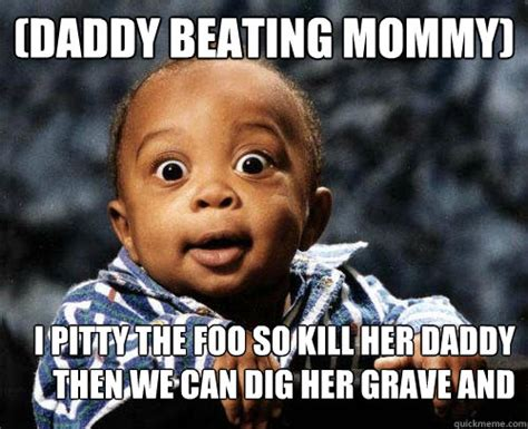 Baby Daddy Meme - atl did someone say it s friday crazy baby quickmeme