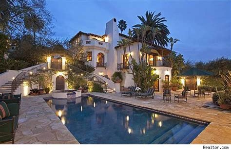 spanish house insurance house of the day david hyde pierce s spanish palace