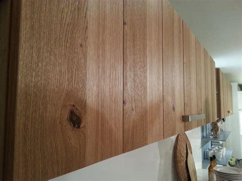 facade cuisine bois fa 231 ade de cuisine en bois massif moderne