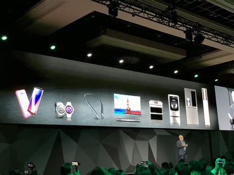 Android Conferences 2018 by Ces 2018 Lg Veut Il Nous Condamner 224 Un Avenir 100
