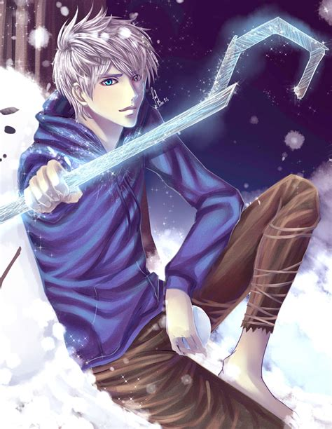 anime frost jack frost by nekoyasha89 on deviantart
