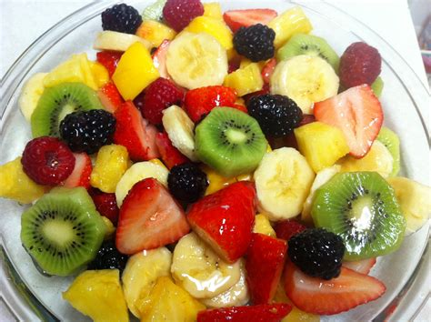 fruit salad now the questions becomes can a quant magically make a