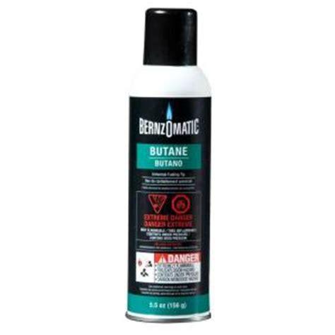 bernzomatic 5 5 oz butane gas refill canister 329853