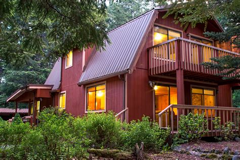 Cabin Rentals Mt Rainier by Mt Rainier National Park Lodging Meadow Cabin