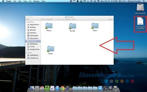 dropbox installer mac hướng dẫn sử dụng dropbox tr 234 n mac