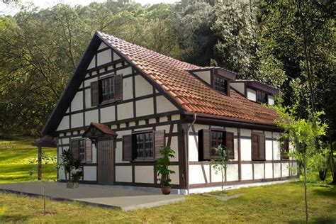 casa alemana casas de madera a medida - Casa Alemana