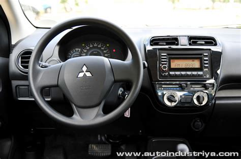 mitsubishi attrage 2016 interior 2013 mitsubishi mirage glx cvt car reviews