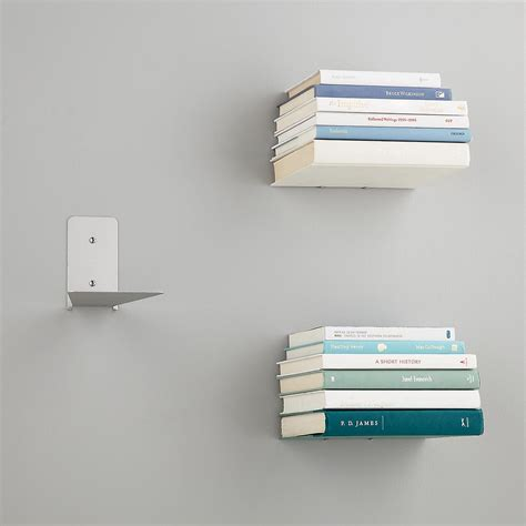 umbra conceal floating book shelf floating bookshelf umbra conceal book shelves the