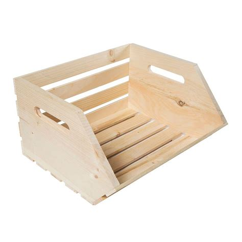 15 wooden crates in kitchen crates pallet 13 25 in x 15 625 in x 9 25 in