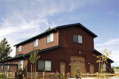 barns with living quarters metal barns with living quarters studio design