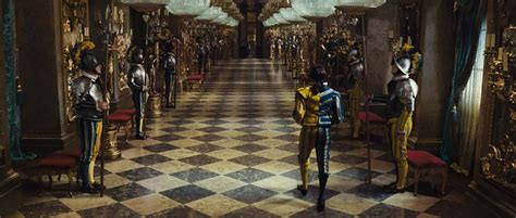 cinderella film palace far from fable cinderella fxguide