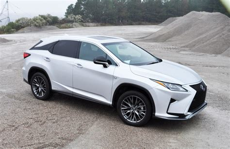 lexus that looks like a what will 2016 lexus rx350 look like autos post