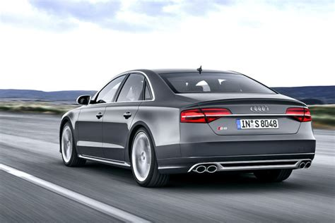 Audi A8 Facelift by Audi A8 Facelift Iaa 2013 Update Bilder Autobild De