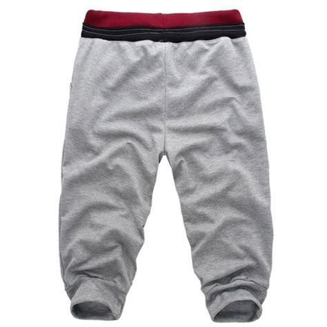 Celana Pendek Pria Grey celana pendek kasual pria size s light gray jakartanotebook