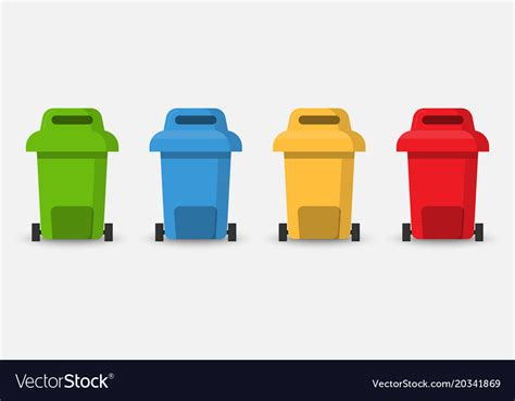 colored trash cans stylish design ideas colored trash cans architecture