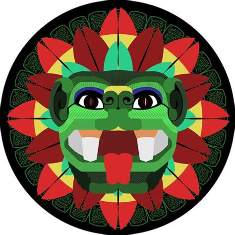 imagenes de totems aztecas dioses mayas on behance