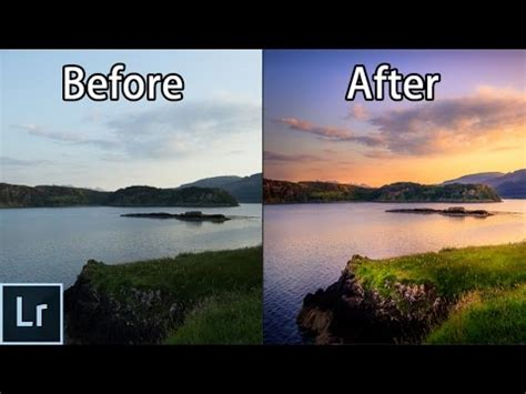 Landscape Photography Editing In Lightroom How To Create Stunning Sunset Photos Adobe Lightroom 6