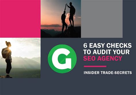 Seo Agency by 6 Easy Checks To Audit Your Seo Agency Perth Web Agency