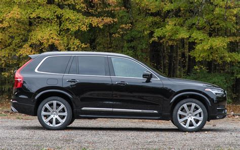 2019 Volvo Xc90 T8 by Comparison Volvo Xc90 T8 Excellence Engine Hybrid
