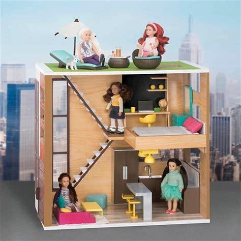 lori loft to dollhouse target