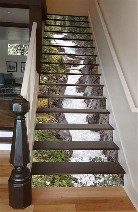 25 best ideas about stair risers on paint