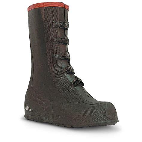 s itasca mud walker 5 rubber boots black 215690