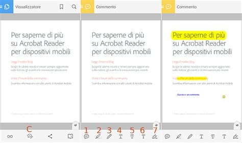 android tutorial notes pdf adobe acrobat reader per android aggiungere note ad un