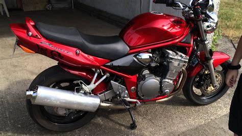 Suzuki Bandit 2001 Suzuki Bandit Gsf 600 2001 Remus Genesis Soundcheck
