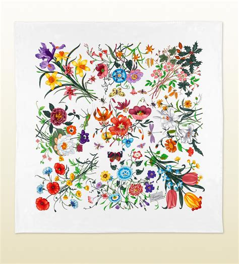 gucci pattern ai gucci flora not only a scarfgucci flora not only a