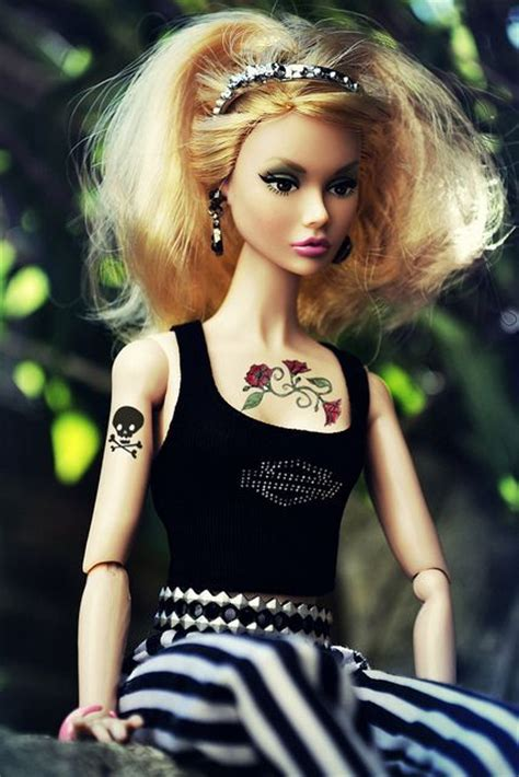 tattooed barbie 17 best images about poppy on