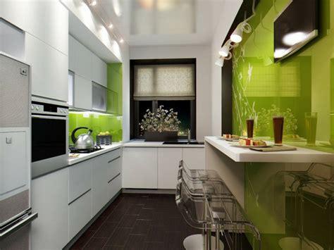 cocinas alargadas ideas  aprovechar su espacios