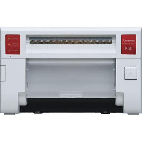 mitsubishi dye sub printer mitsubishi cp k60dw s dye sublimation photo printer cp k60dw s