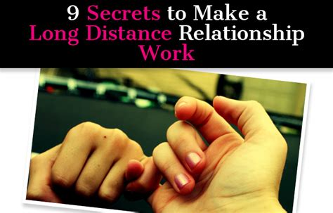 7 Ways To Make A Relationship Work After A Episode by 9 Secrets To Make A Distance Relationship Work