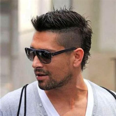 Mohawk Fade Hairstyles by 55 Edgy Or Sleek Mohawk Hairstyles For