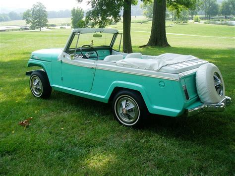 willys jeepster commando 1967 jeep jeepster commando convertible alan jacksons