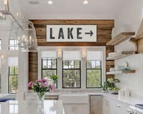 lake home decor ideas 25 best ideas about lake house kitchens on pinterest cabin doors lake house plans and open