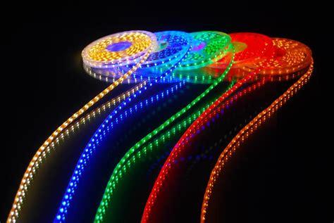 multi colored led light strips equipas interdisciplinares intuinovare