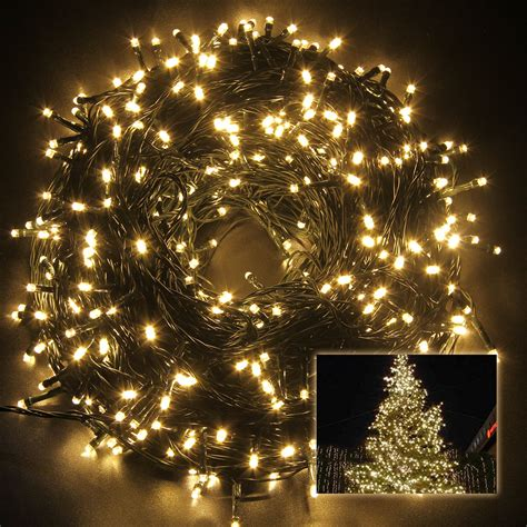 100m 500led christmas wedding xmas party decor outdoor led