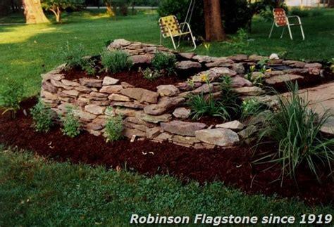 Fieldstone Gardens robinson flagstone stack wallstone robinson flagstone