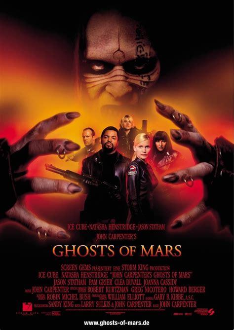 Film Ghost Of Mars   ghosts of mars dvd release date december 4 2001