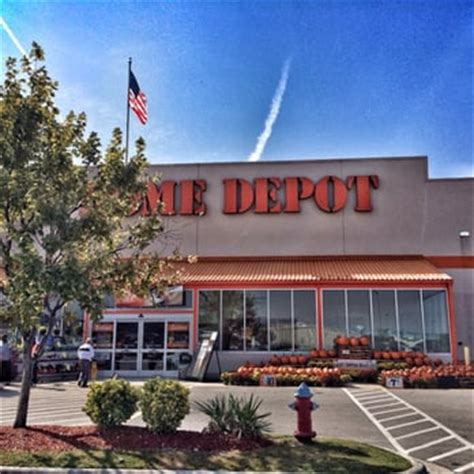home depot hours wilmington nc