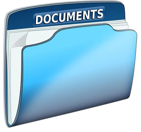 documents clipart free to use domain folder clip
