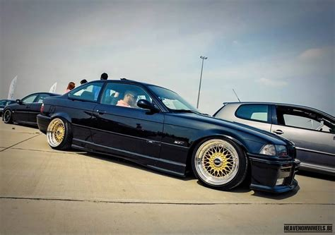 bmw vintage coupe bmw e36 coupe on vintage bbs rs wheels grease monkey