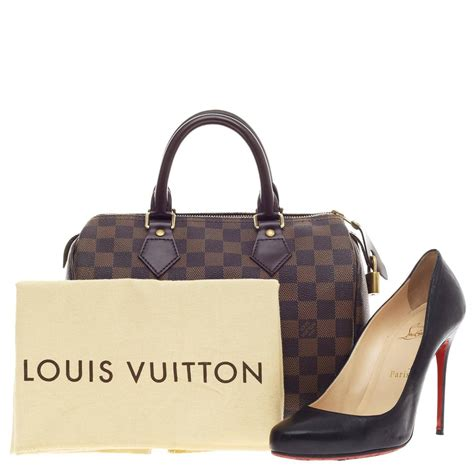 Dompet Louis Vuitton 2288 V louis vuitton speedy damier 25 at 1stdibs