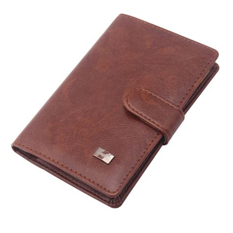 Leather Travel Wallet Passport Cover pu leather passport cover travel wallet credit card