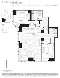 Millennium Tower Floor Plans Millennium Tower Skybox Realty