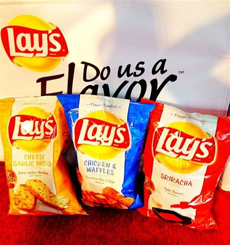 Lays Sweepstakes - lay s do us a flavor contest winner announced